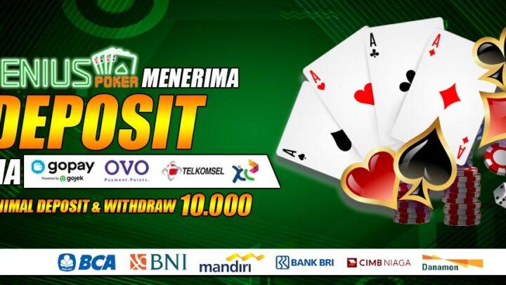 Jeniuspoker – Agen IDN Poker Online Paling Top di Indonesia