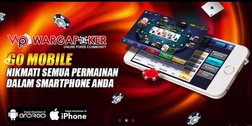 Judi Poker Online Bersama Wargapoker