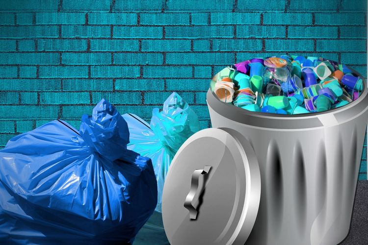 Sampah Plastik Melonjak Selama Pandemi